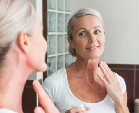 как ухаживать за кожей после 40 лет
