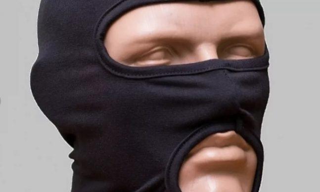 запрет на ношение маски