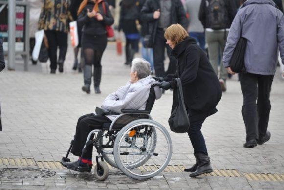 уход за инвалидами досрочная пенсия