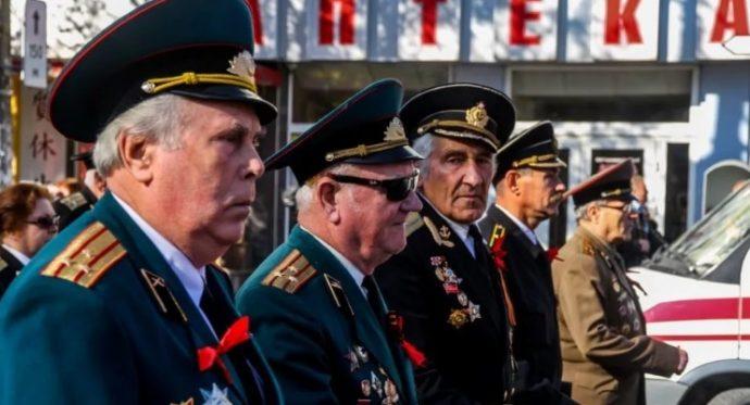 повышение военных пенсий с октябрь 2019 года