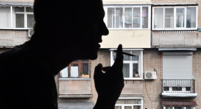 запрет курения на балконах