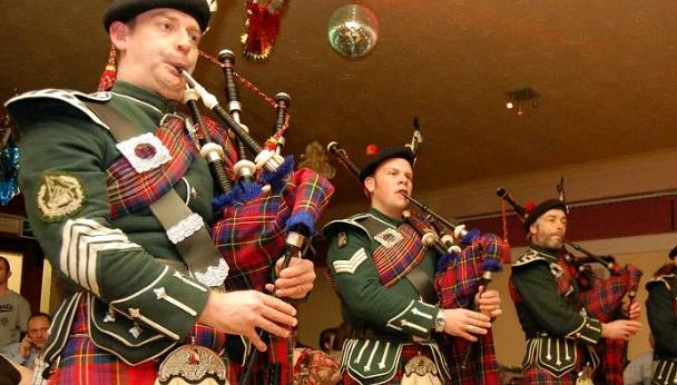 шотландия на новый год