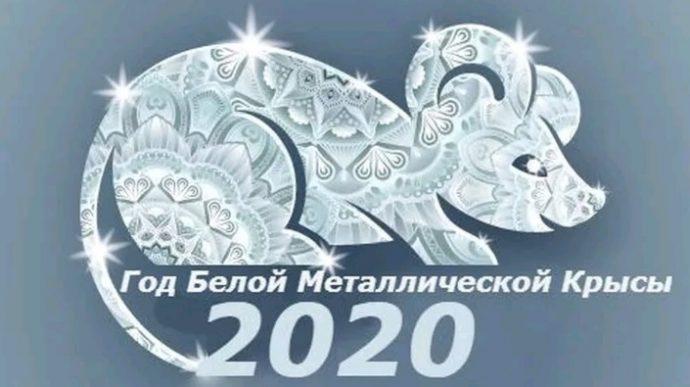 год металлический белой крысы