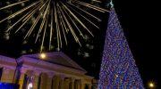 Празднование Нового года, елка 2020 в Ставрополе, афиша, расписание, когда салют