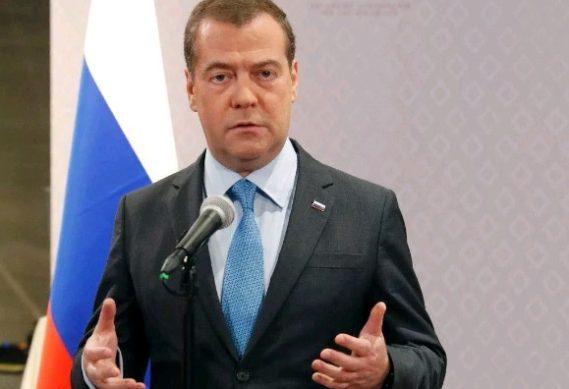пресс конференция медведева