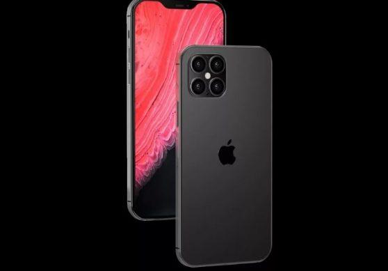 новый айфон 12