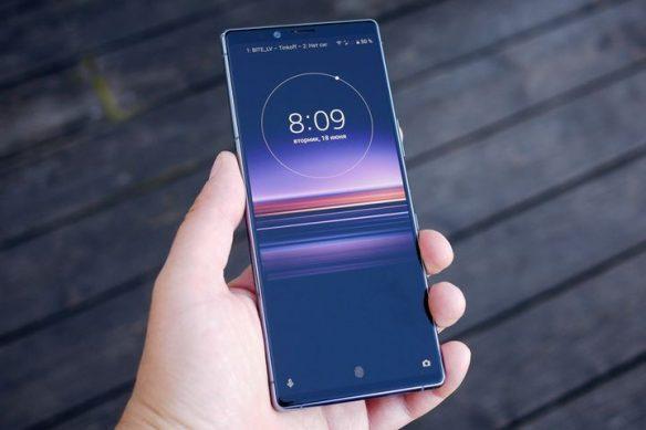 смартфоны 2020