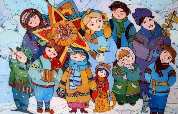 Веселые колядки для детей на Рождество 2020 - самый большой список