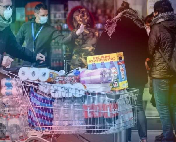 Какие продукты купить из за карантина короновируса: самое необходимое