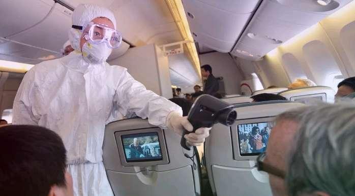 В какие страны Россия отменила авиаперелеты с 23.03.2020 (карантин коронавируса) последние новости