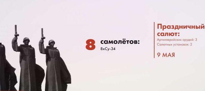 Авиапарад в Екатеринбурге на 9 мая 2020 года расписание, посмотреть онлайн